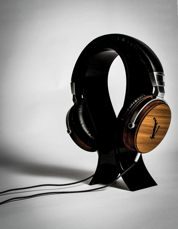 Victor® 'Orthophonic' Studio Headphones by Victor Talking Machine Co.®
