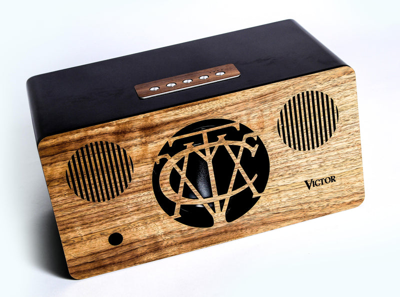 Victor 'Electrola®' Bluetooth Speaker by Victor Talking Machine Co.®