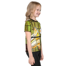 HMV® Stained Glass Style Kids T-Shirt (Little Nipper® Collection)