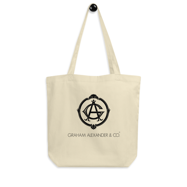 Graham Alexander & Co.® Organic Tote Bag (Artists Of Victorville® Collection)