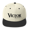 'Victor Records' Logo Classic Cap (Victorville® Collection)
