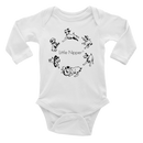 'Little Nipper®' Infant Long Sleeve Bodysuit (Little Nipper Collection)
