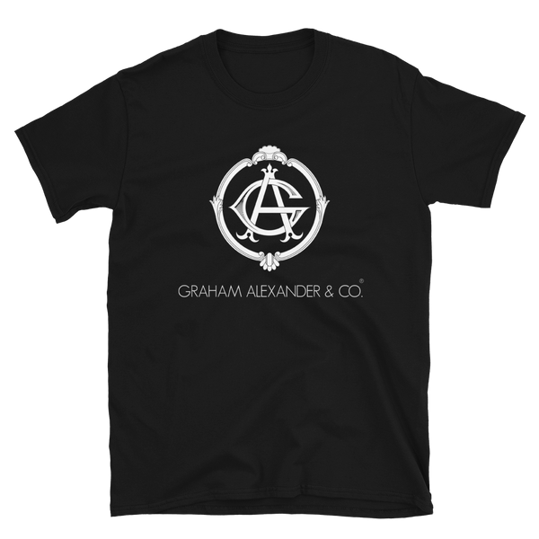 'Graham Alexander & Co.' Short-Sleeve Unisex T-Shirt (Artists Of Victorville® Collection)