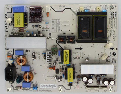 0500-0412-0890 - Power Supply Board - Vizio