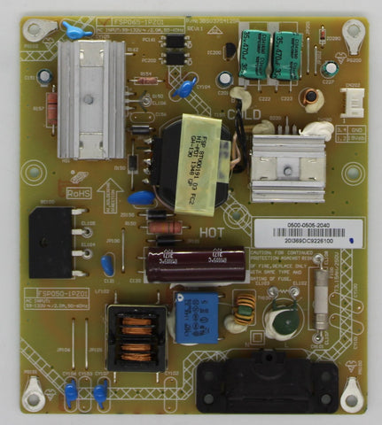 0500-0505-2040 - Power Supply Board - Vizio