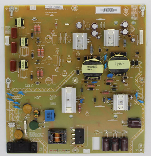 0500-0605-0860 - Power Supply Board - Sharp