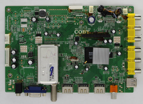 002-Lt23-7611-00R - Main Board - Coby