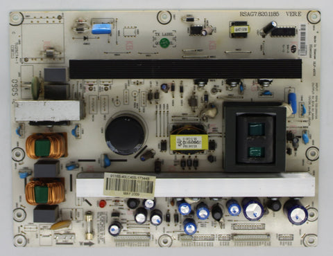 117734 - Power Supply Board - Proscan