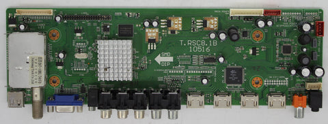 37Re01Tc81Xlna0-A1 - Main Board - Rca