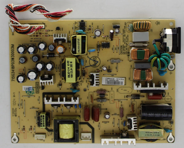 9G5Aaqq2 - Power Supply Board - Vizio