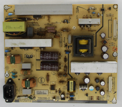 Adtv92421Qad - Power Supply Board - Hitachi
