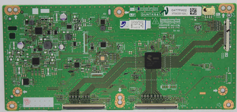 Duntkg477Fm02 - T-Con Boards - Sharp