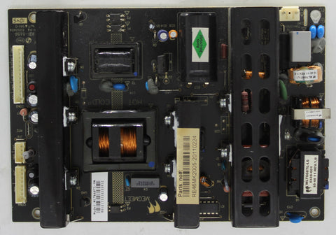 Mlt668Tl-Vm - Power Supply Board - Element/rca/seiki/sceptre/westinghouse/proscan