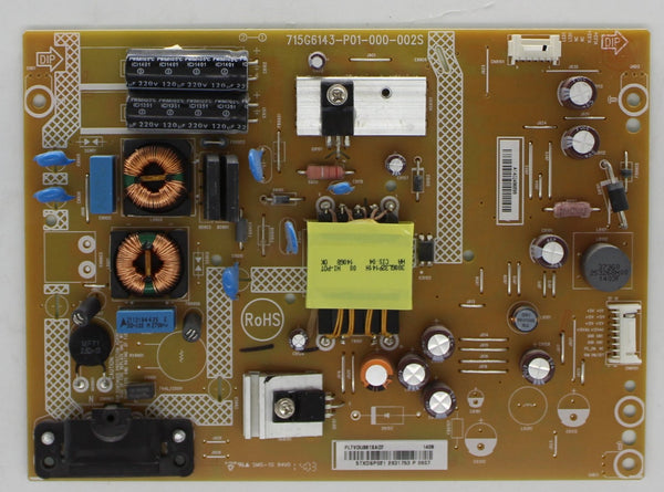 Pltvdu361Xad7 - Power Supply Board - Vizio
