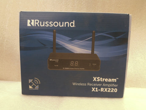 X1-Rx220 Eu/uk - Russound - Russound