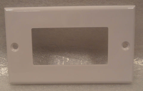 Dec Wall Plate Altx White - Russound - Russound