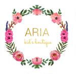 ARIA KIDS BOUTIQUE LOGO