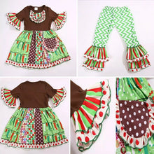 Gingerbread Girl 2-Piece Outfit - ARIA KIDS