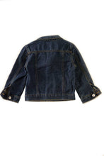 Sunflower denim jacket - ARIA KIDS