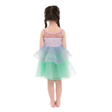 "Mint ""My Unicorn Princess"" Floral Tutu Dress - (RTS) - ARIA KIDS"