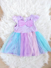 Mermaid Princess Tutu Dress - (RTS) - ARIA KIDS
