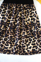 Yellow Leopard Mommy and Me Mother Daughter Dress - ARIA KIDS
