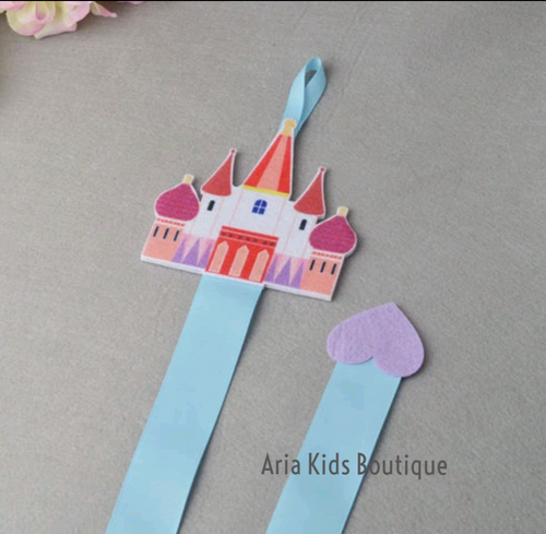Princess Castle Hair Clip Holder Organizer - ARIA KIDS