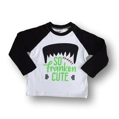 So Franken Cute Shirt for Boys - ARIA KIDS