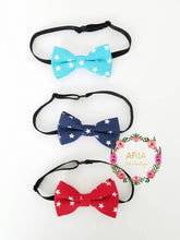 Stars Bow Tie for Boys - ARIA KIDS