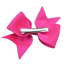 3 inch Ribbon Hair Bows with Clip - 20 piece SET - ARIA KIDS