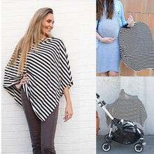 3in1 Breastfeeding Nursing Covers Baby Car Seat Canopy Cover Nursing Scarf Cover Up Apron shawl cape - ARIA KIDS