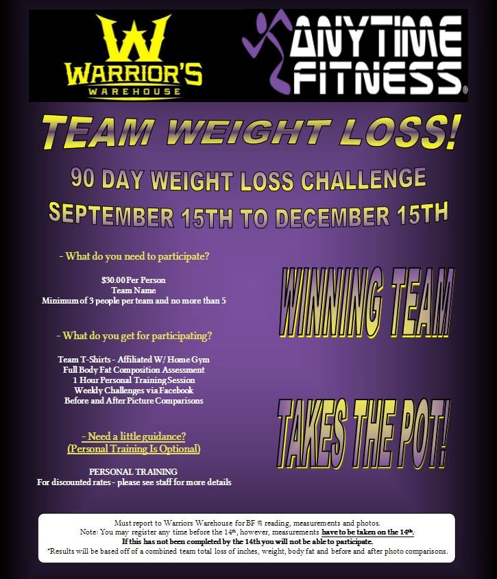 Let's Prove Our Gym Is The Best! Come Sign Up Today!