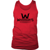Men's Tank - Black Logo $12.99