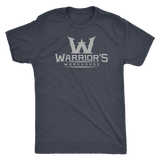 Men's Triblend Shirt - Gray Logo $14.99