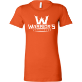 Women's Shirt - White Logo $14.99