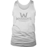 Men's Tank - Gray Logo $12.99