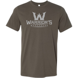 Men's Shirt - Gray Logo $14.99