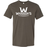 Men's Shirt - White Logo $14.99