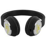 Warrior's Bluetooth Headphones - Yellow Logo $27.99
