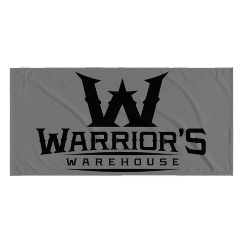 Warrior's Beach Towel $24.99