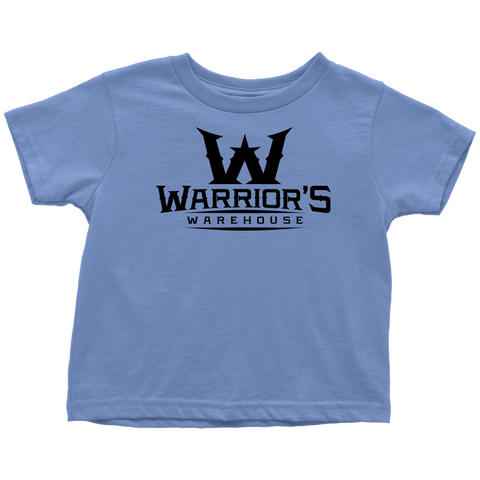 Toddler T-Shirt - Black Logo $12.99