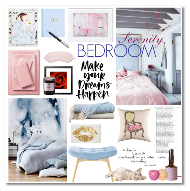 Serenity Bedroom Decor