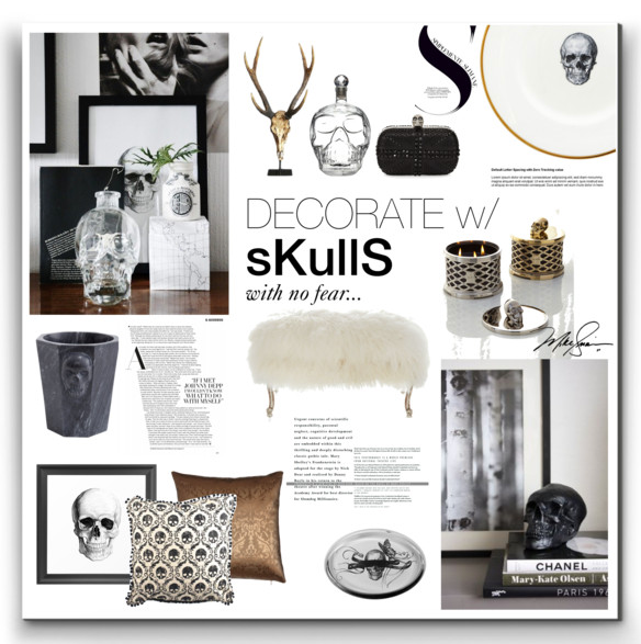 Decorate with Skulls