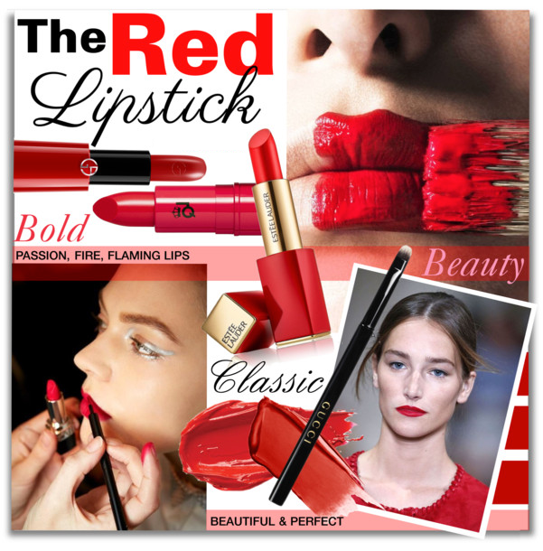 The Red Lipstick