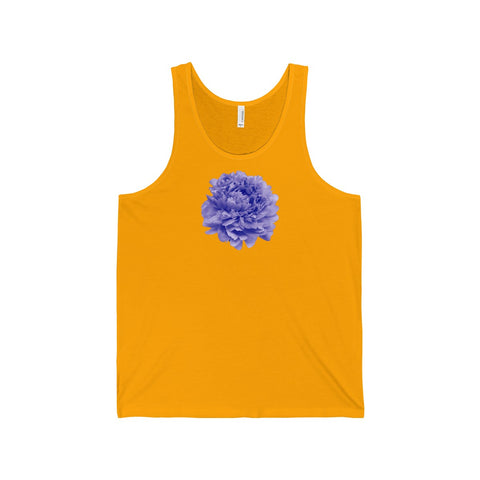 Lilac Peony Tank Tops - 12 Colors