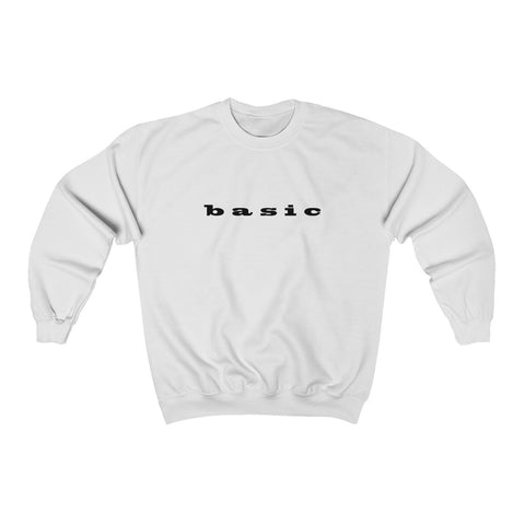 Unisex Basic Crewneck Sweatshirts - 7 Colors