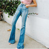 Tiffany Retro Star Flare Jeans