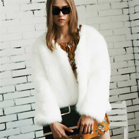 Wynter Faux Fur Jacket