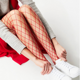 Big Fishnet Fashion Pantyhose - 8 Colors