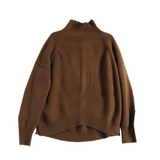 Amanda Turtleneck Cashmere Sweater - 2 Colors